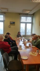 Spotkanie z psychologiem Agnieszką Degler Błażewicz w Kole Jelenia Góra