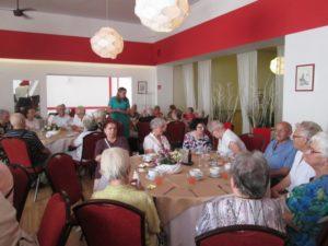 Uroczystość z okazji Dnia Seniora