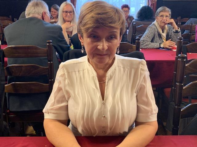 Prezes Okręgu Barbara Lindenau-Bryja